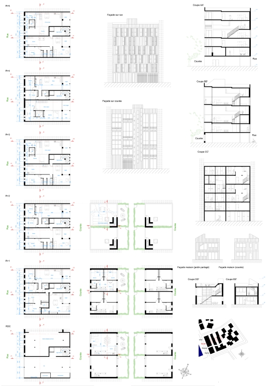 Plans / Sections